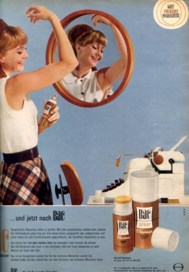 60s Magazine Adverts Fadchat