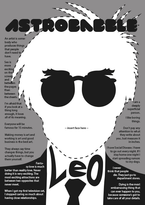 Astrobabble front cover
