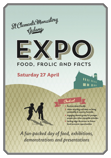 Galong Expo poster