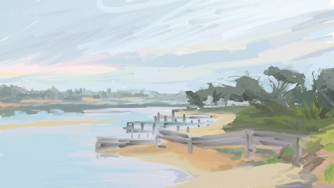 cate riley - Lakes Entrance