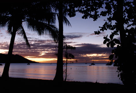 fad studios photography - sunset magnetic island