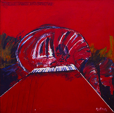Rob Riley - Improvisation at the Keyboard - Red