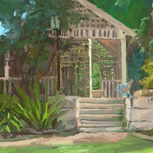 Lisgar Gardens Gazebo