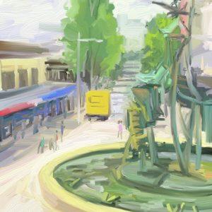 Hornsby Fountain