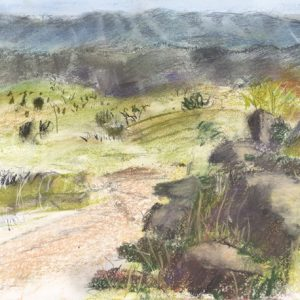 Brindabella Hills drawing